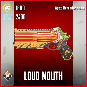 Loud Mouth Legendary Apex Legends skin