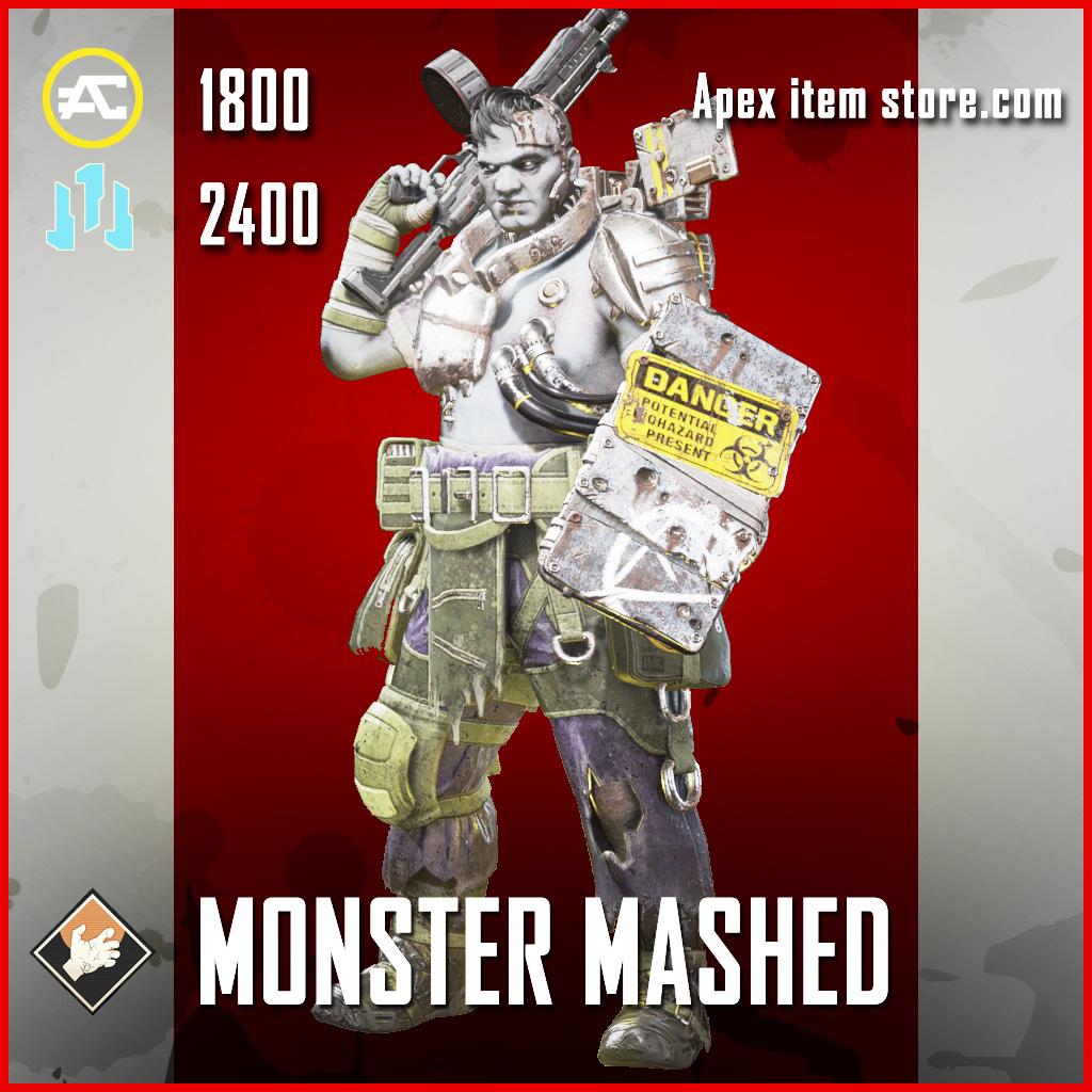Monster-Mashed