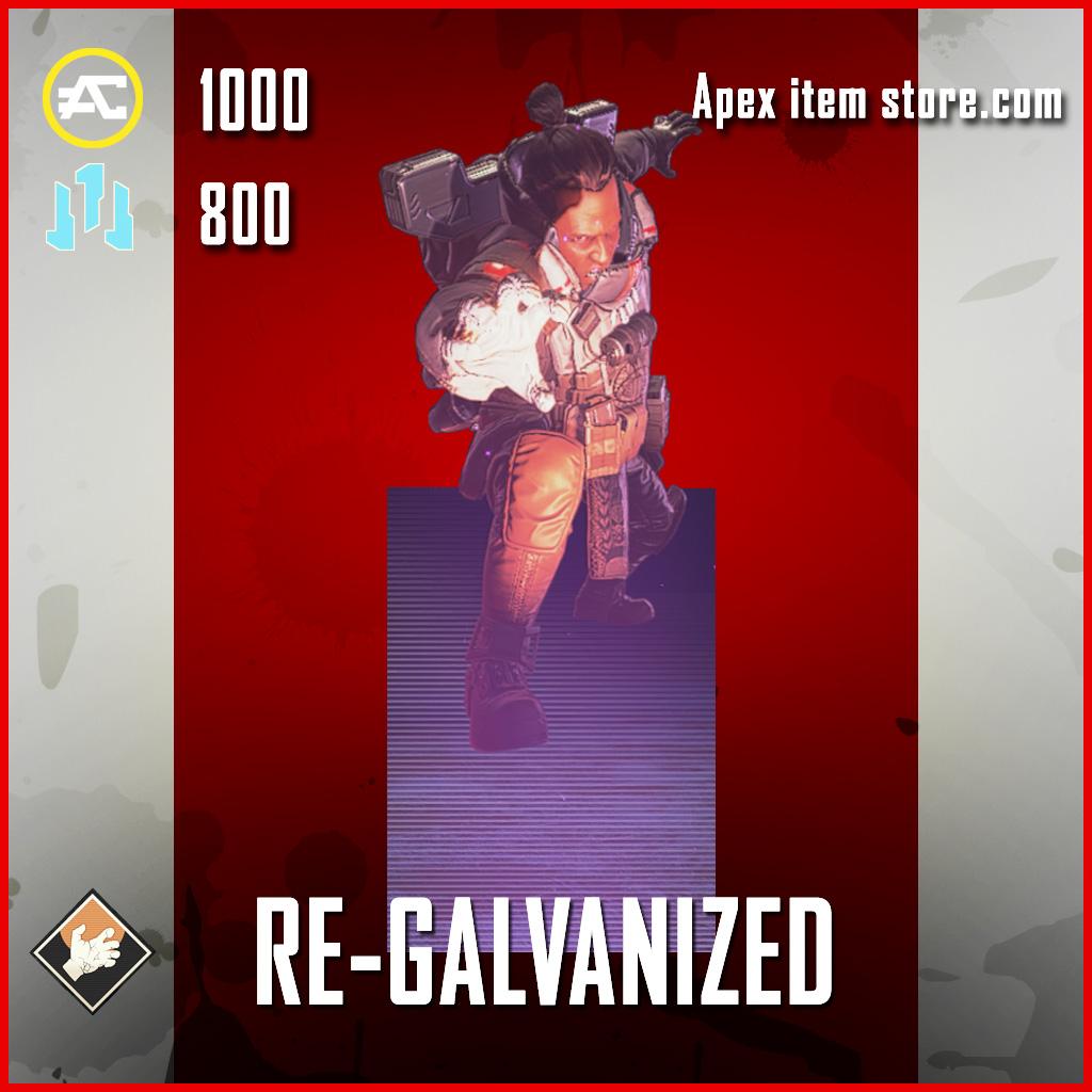 Re-Galvanized