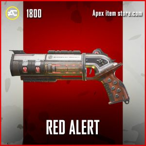 Red Alert Mozambique Legendary Apex Legends Skin