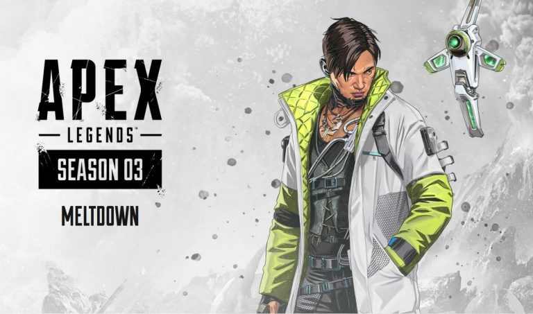 Apex Legends Season 3: Meltdown Patch Notes!
