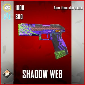 Shadow Web P2020 Apex Legends skin