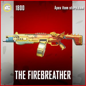 The Firebreather EVA-8 AUTO Apex Legends skin