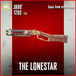 The Lonestar Peacekeeper apex legends skin