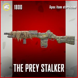 The Prey Stalker G7 Scout Legenary apex legensd skin