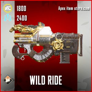 Wild Ride Prowler Apex Legends skin