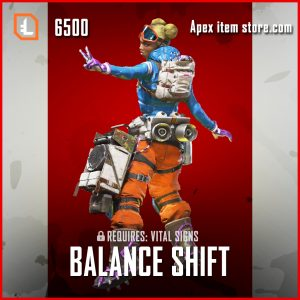 Balance Shift Lifeline Apex Legends legendary skin