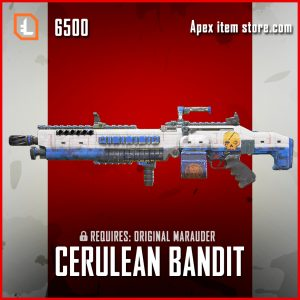 Cerulean Bandit Spitfire legendary apex legends skin