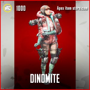 Dinomite Wattson Epic Apex Legends Skin Black Friday