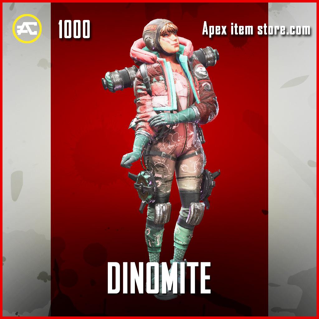 Dinomite Wattson Epic Apex Legends Skin Black Friday