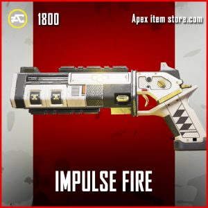 Impulse Fire Mozambique Apex Legends skin