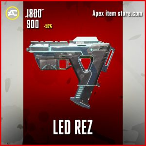Led Rez Alternator legendary apex legends skin