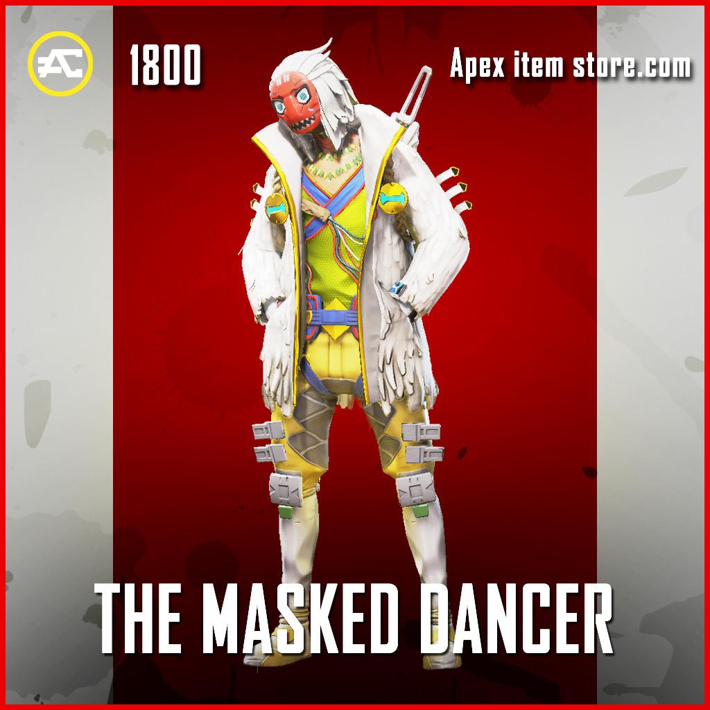 The Masked Dancer Crypto Legendary Apex legends skin