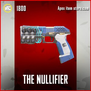 The Nullifier P2020 Legendary apex legends skin