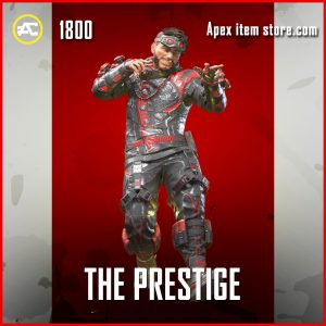 The Prestige Mirage legendary apex legends skin