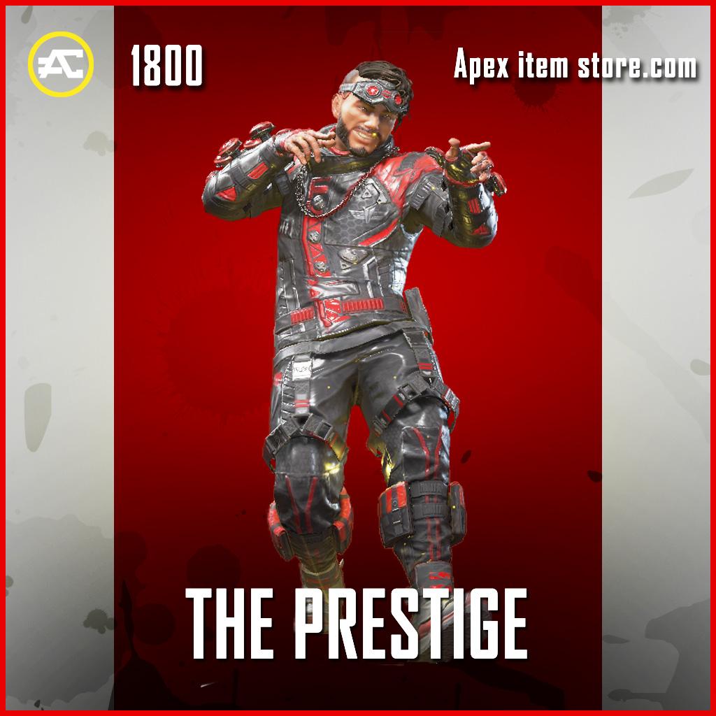 The Prestige Mirage legendary apex legends skin