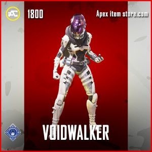 Voidwalker wraith legendary apex legends skin