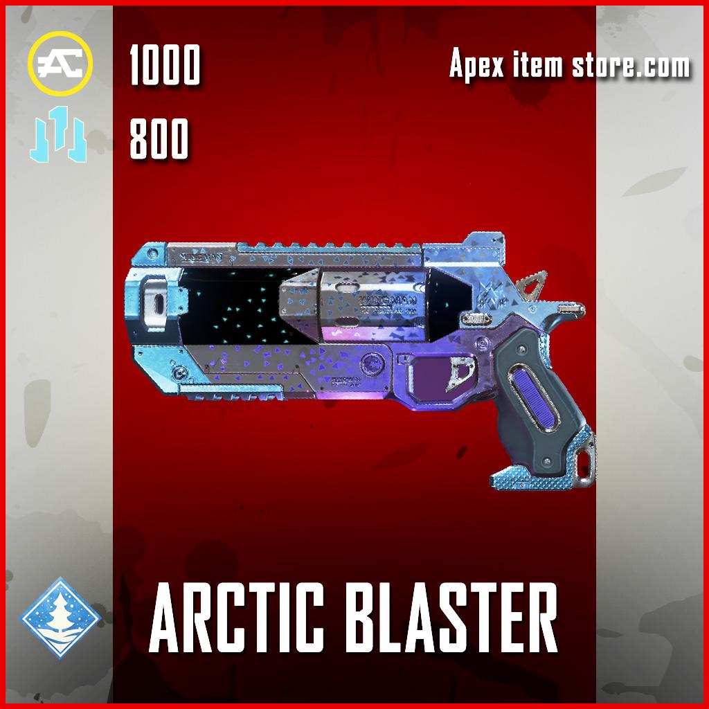 Arctic-Blaster