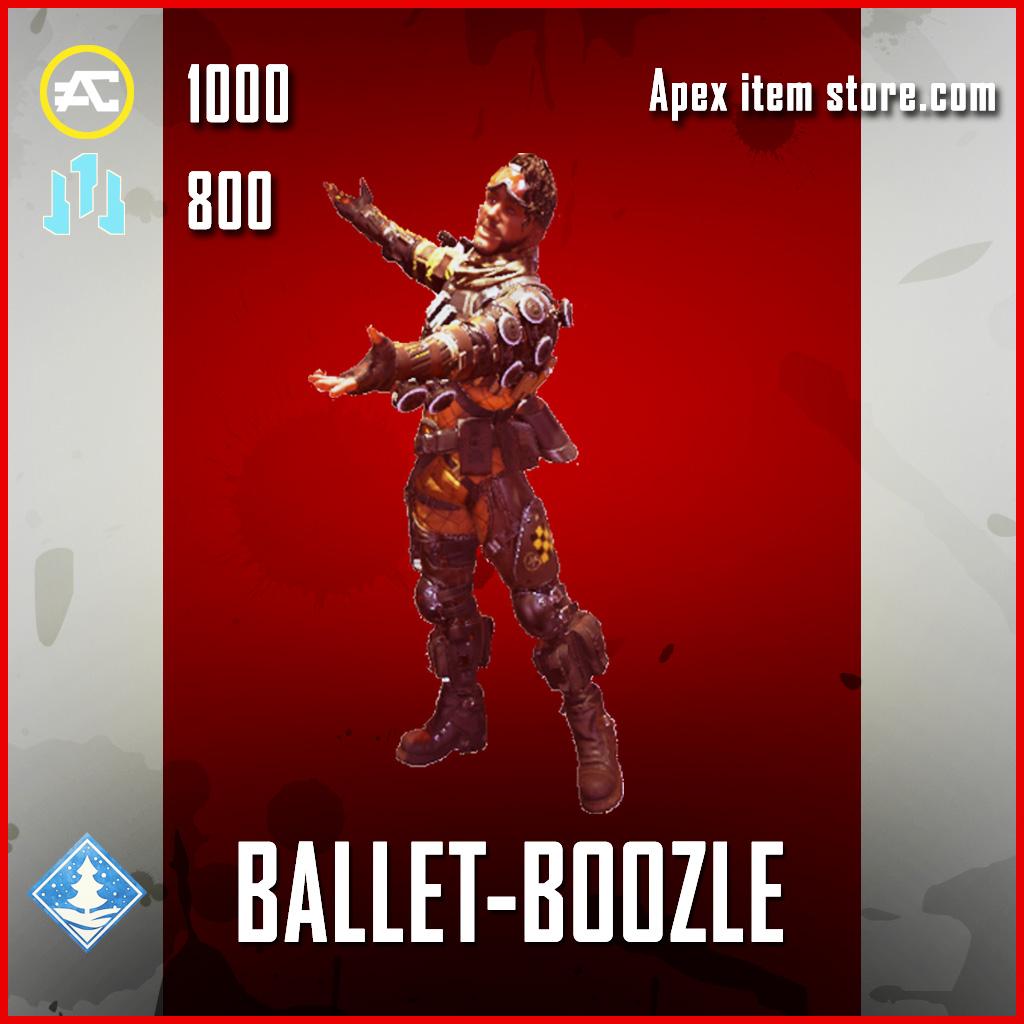 Ballet-Boozle