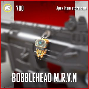 Bobblehead M.R.V.N MRVN Charm legendary apex legends item