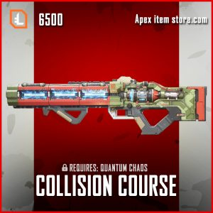 Collision Course legendary havoc apex legends skin