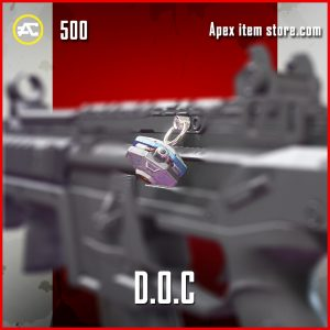 D.O.C DOC weapon Charm Epic apex legends item