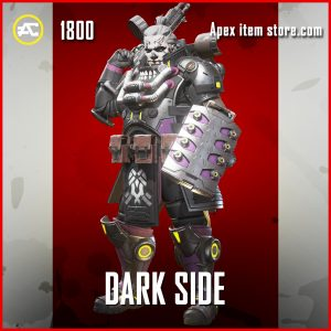 Dark Side gibraltar legendary apex legends skin