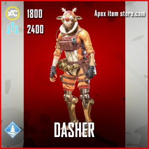 Dasher Octane Legendary Apex Legends skin