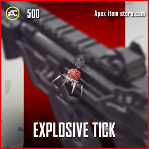 Explosive Tick Charm Epic apex legends item