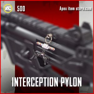 Interception Epic Apex Legends  Weapon Charm