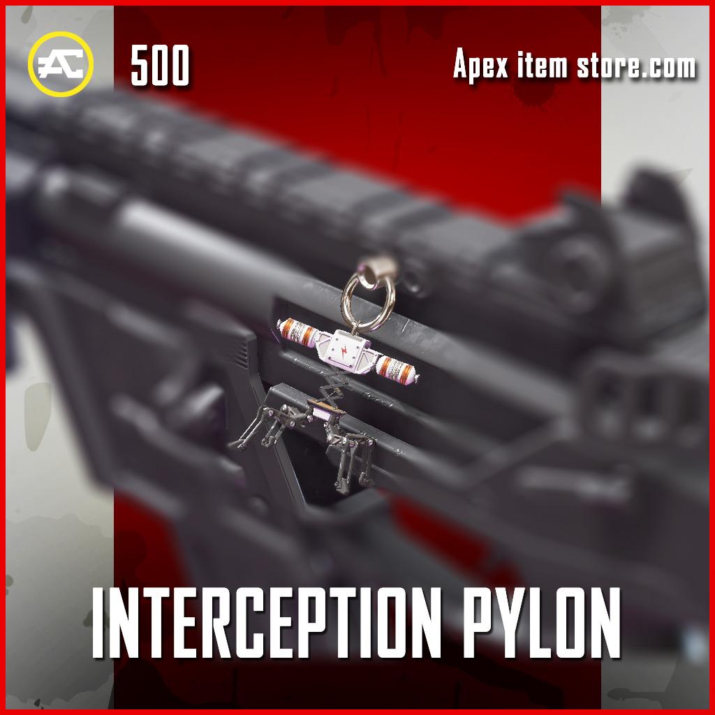 Interception-Pylon