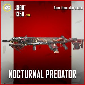 Nocturnal Predator longbow legendary apex legends skin