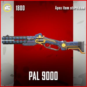 Pal 9000 Peacekeeper legendary apex legends skin