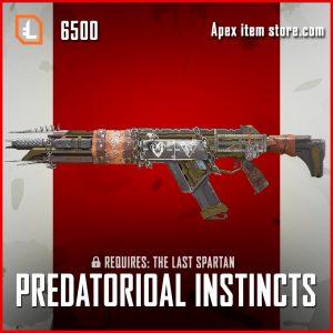 predatorial instincts apex legends r-301 exclusive skin