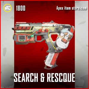 Search & Rescue alternator legendary apex legends skin