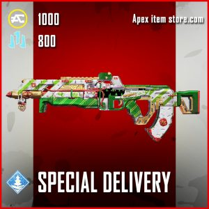 Special Delivery Flatline epic apex legends skin