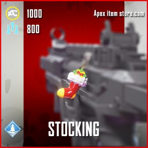stocking charm epic apex legends skin