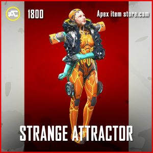 Strange Attractor wattson legendary apex legends skin