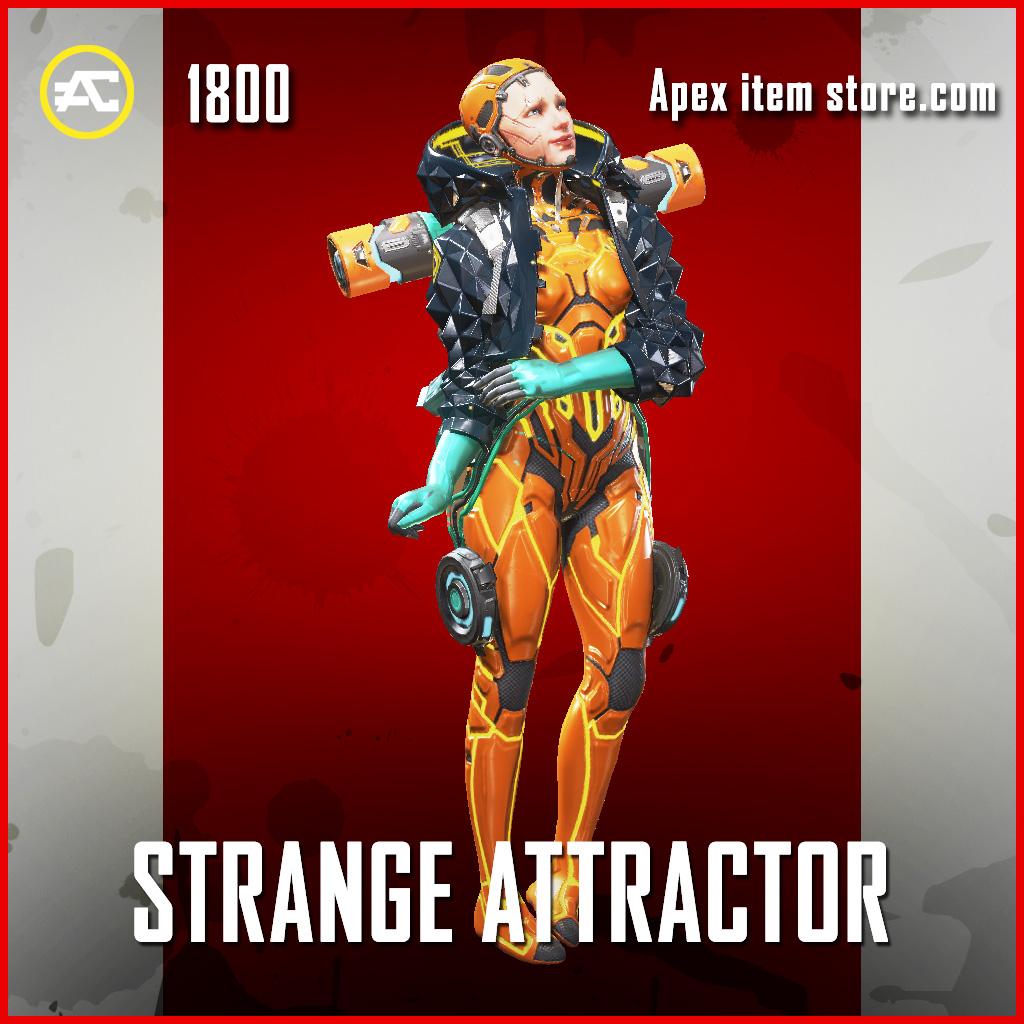 Strange Attractor wattson legendary apex legends skin