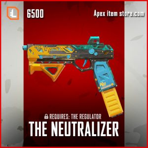 The Neutralizer RE-45 Legendary Apex Legends gun skin