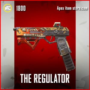 The Regulator RE-45 Legendary Apex Legends gun skin