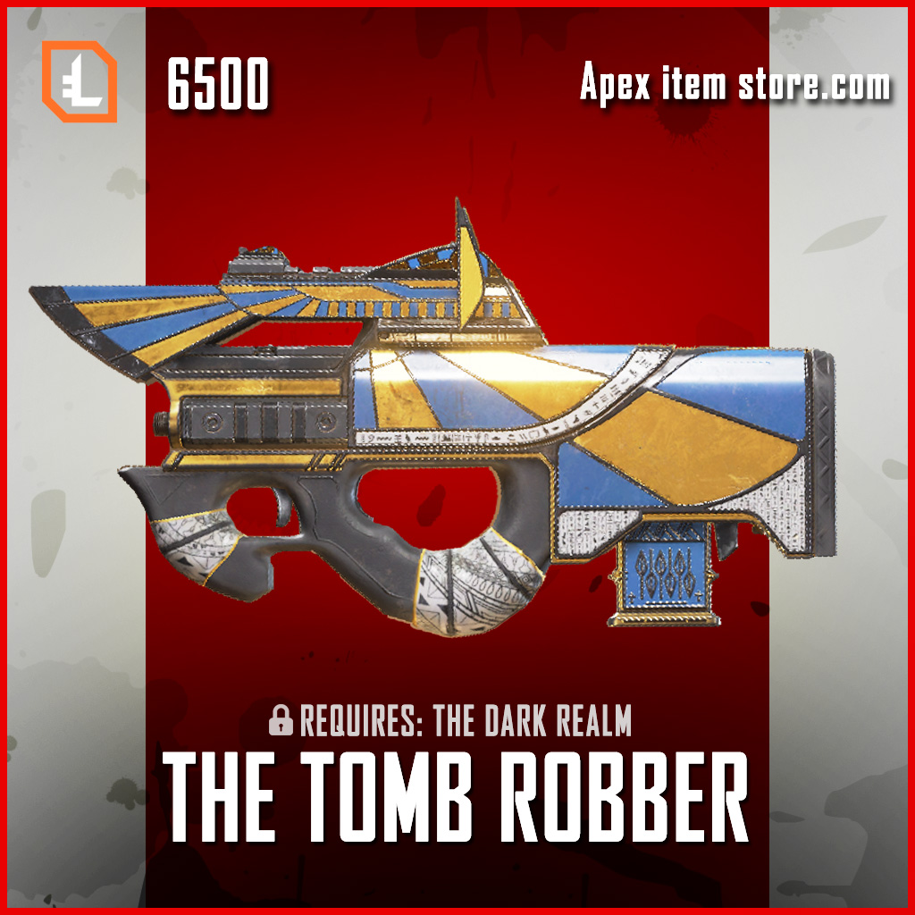 The Tomb Robber Prowler legendary apex legends skin
