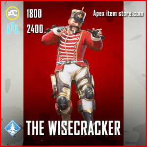 The Wisecracker Mirage Legendary Apex Legends skin