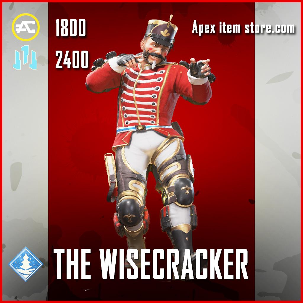 The Wisecracker Mirage Legendary Apex Legends skin