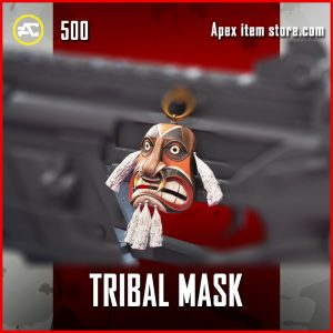 Tribal Mask Epic Apex Legends Weapon Charm