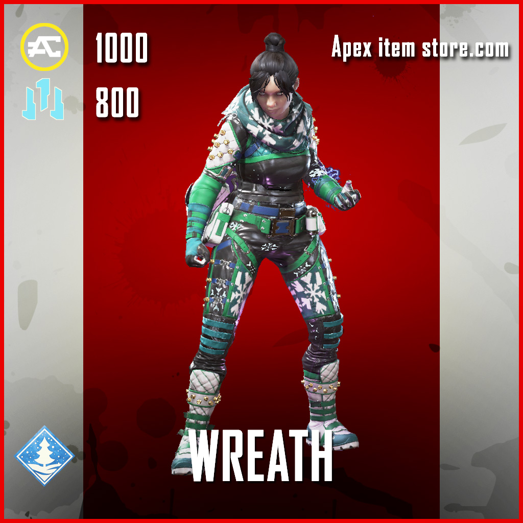 Wreath Wraith Epic Apex Legends skin