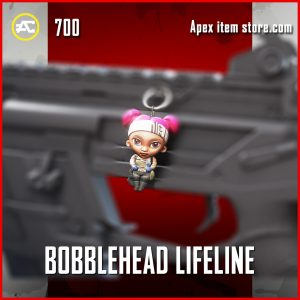 bobblhead lifeline charm legendary apex legends