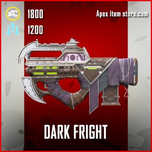 Dark Fright Prowler legendary apex legends skin