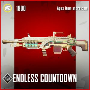 Endless countdown spitfire legendary apex legends