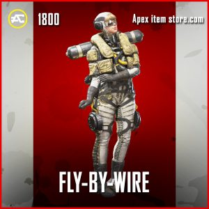 fly-by-wire wattson legendary apex legends skin
